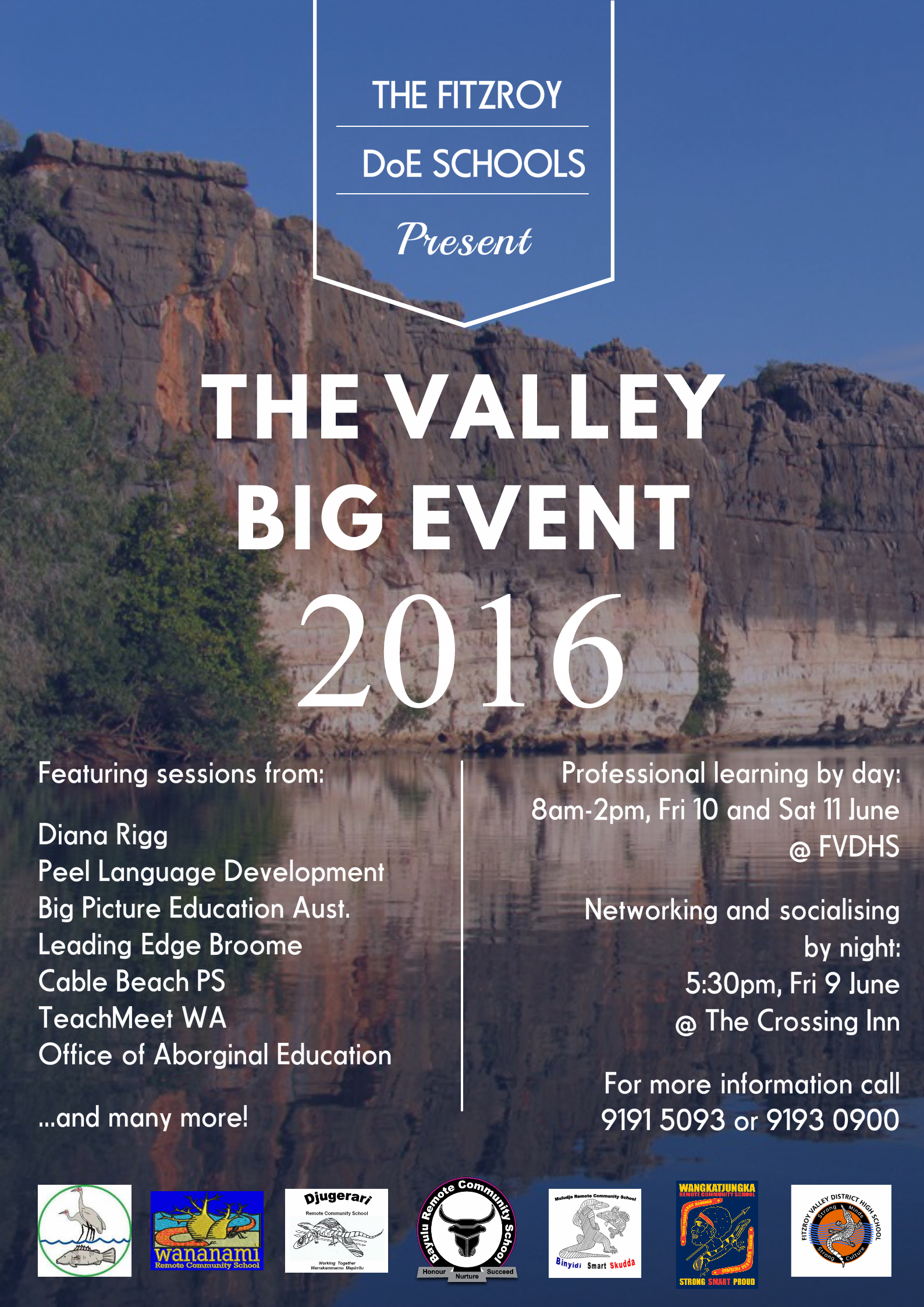 Valley Big Event Poster